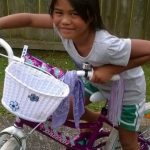 A bike for a tyke makes a powerful difference