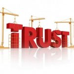 THE IMPORTANCE OF TRUST IN CHOOSING A SUPPLIER