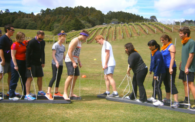 Team building; More than just a weekend activity